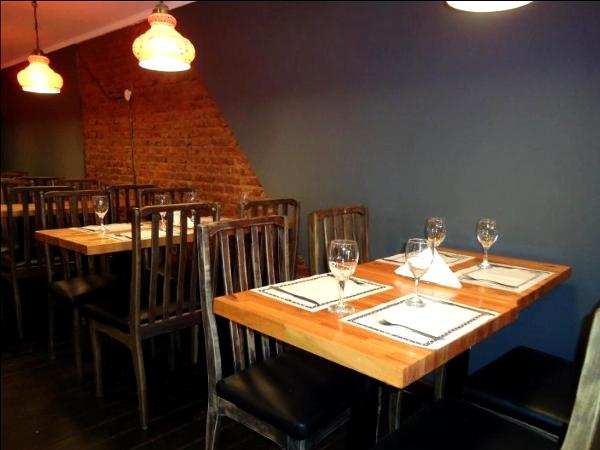 restaurante ramiro salón